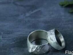 Ювелирные Кольца ручной работы