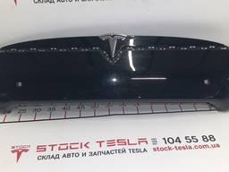 З/ч Тесла. Накладка переднего бампера (яйцо) 1017415-00-D
