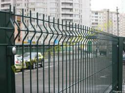 Забор 3 D (3 Д)