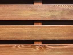 Забор из дерева , забор деревянный