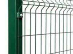 Забор из Сетки 3d от 350 грн/м2 под ключ.