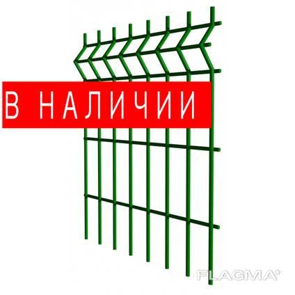 Забор из сетки высота-1.53 метра купить по минимальной цене