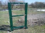 Забор из сетки высота-1.53 метра купить по минимальной цене - фото 6