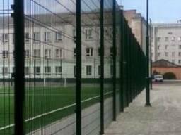 Забор из сварной сетки, изготовим и доставим по Украине