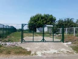 Забор панельный секционный 3D - фото 5