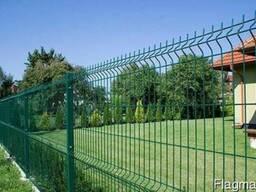 Забор, Секции ограждений