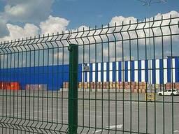 Забор сетка ПВХ секциями Херсон