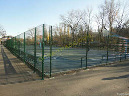 Забор из сетки - фото 4