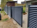 Забор жалюзи от завода производителя - photo 4
