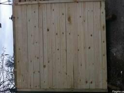 Заборный щит 2х2 метра Сосна со склада в Киеве