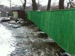 Дешевый деревянный забор 2х2 метра. Секции деревянные.