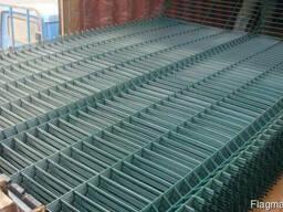 Заборные секции 3D 2003х2500