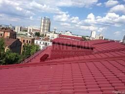 Заборы для крыши