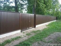 Ворота откатные от производителя.