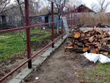 Забор из профнастила под ключ в Херсоне и области. Сварочные работы в Херсоне. Услуги стро - фото 3