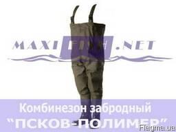 Костюм ПВХ-ткань забродный рыбацкий, разм. 41