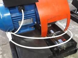 Зачисной станок для профтрубы 1.5 кВт
