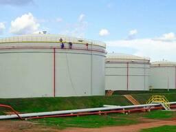 Зачистка резервуаров, емкостей стальных РГС и РВС