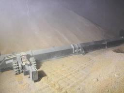 Зачистной транспортер 300 куб м/час для силоса диаметром. ..
