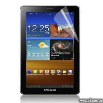 Защитная пленка Galaxy Tab 2 7.0 P3100, P3110, P6200