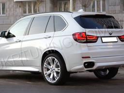 Задний бампер BMW X5 F15