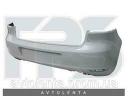Задний бампер VW Golf VI 09-12 без парктроника (FPS)