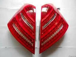 Задний фонарь Mercedes w221 фонарь Мерседес 221 с 06 по 10 г
