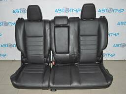 Задний ряд сидений (2 ряд) Ford C-max MK2 13-18 кожа черн CJ5Z-7863805-BC