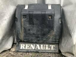 Задняя часть заднего крыла на Renault Magnum б/у