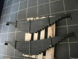 Задняя рессора на КамАЗ 14 листов