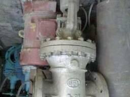 Задвижка стальная Ду-150 РУ 25 Цена Фото DN150PN25 и др.