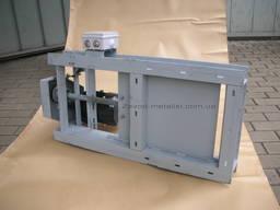 Задвижка (засувка) 300*300 електрогвинтова 0,25кВт