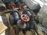 Задвижки, горелки газ. , двигателя, насосы - фото 1