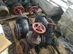 Задвижки, горелки газ. , двигателя, насосы