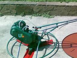 Заглаживающая машина СО-170 с электроприводом 380В