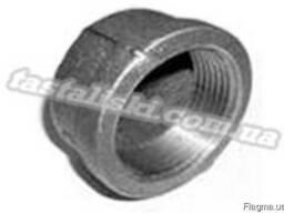 Заглушка чугунная с внутренней резьбой ГОСТ 8962-75