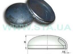 Заглушка стальная приварная диаметром от 20 до 500мм