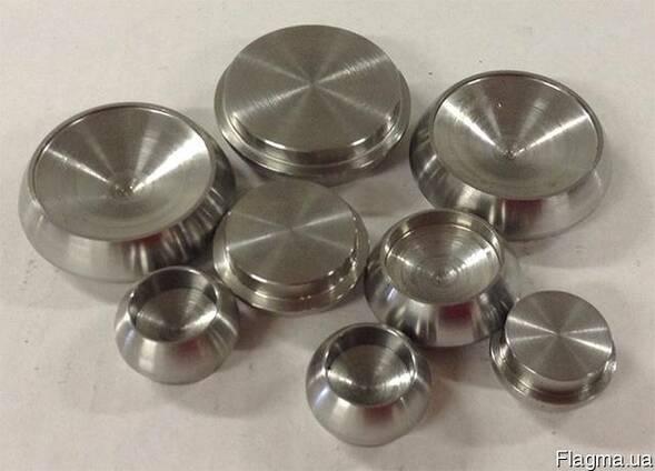Заглушки гост 16076-70 (заглушки сферические).