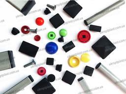 Заглушки пластиковые на трубу в ассортименте от УкрОптПласт