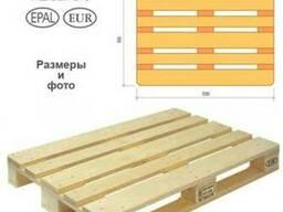 Заготовки под поддон EPAL