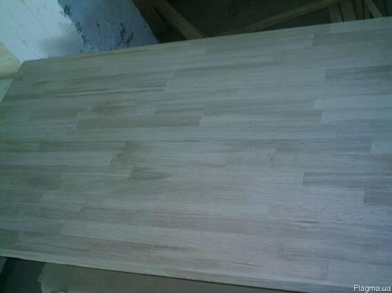 Заготовки щитовые клееные из древесины