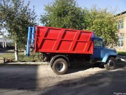 Загрузчик сеялок протравитель ЗС40 ЗС50-60 ГАЗ ЗИЛ Камаз ПТС