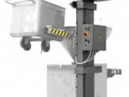 Загрузочные устройства для заполнения бункера шприца фаршем