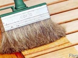 Захист деревини Лляна олія для дерева Льняна олія Переваги і