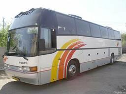 Заказ аренда автобуса 18-55 мест. Днепропетровск