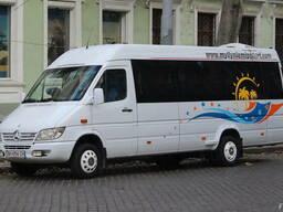 Заказ аренда автобуса 23 места