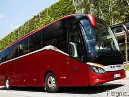 Заказ, Аренда автобусов и микроавтобусов: ;