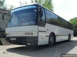 Заказ автобусов в Днепропетровске