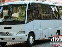 Заказ автобусов в Одессе. Аренда автобуса 30 мест.