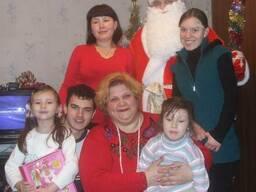 Заказ Деда Мороза на дом в Донецке